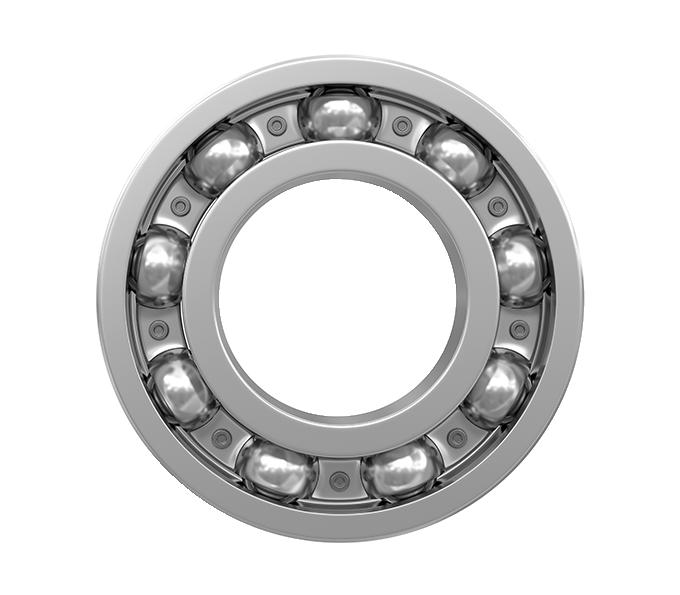 Rodamientos rígidos de bolas de acero inoxidable