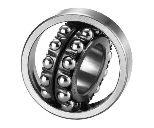 Rodamientos de bolas autoalineables de acero inoxidable